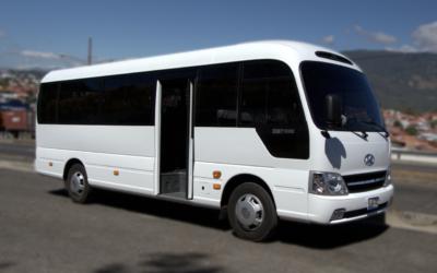Nuestro Servicio de Transporte Turístico en El Salvador