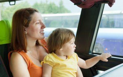 Transporte Turístico   5 Consejos Para Viajar en Autobús con Niños